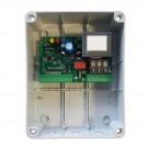 Πίνακας ελέγχου κινητήρων 230VAC για δίφυλλες - μονόφυλλες ανοιγόμενες πόρτες