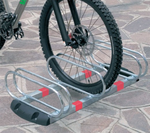 Σταντ ποδηλάτων 3 θέσεων