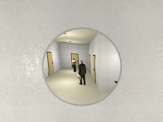 Εσωτερικοί καθρέπτες επιτήρησης