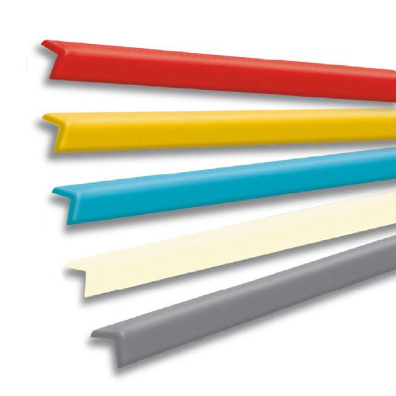 Χρωματιστές γωνιές προστασίας CORNER GUARD